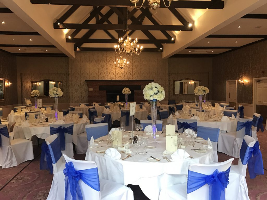 tylney hall chair covers