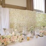 Cain Manor Hampshire, Flower wall decoration