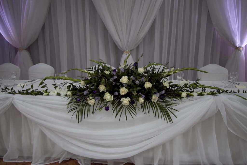 top-table flowers avenue halls richmond